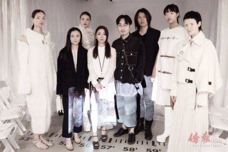 Chinese-US Fashion Designer Wins Acclaim at NY Festival