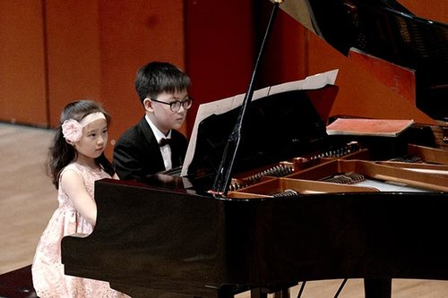 Winners of China Youth Music Contest Begin Tour of Germany - All