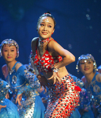 Traditional Chinese Dancer Shares Her Life of Dancing