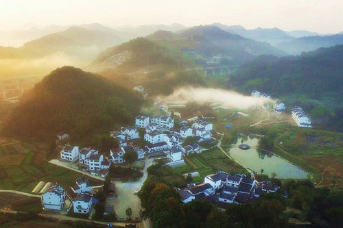 Wuyuan, A Fairyland in E China's Jiangxi