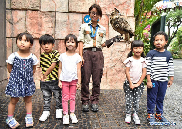 HK Ocean Park to Set Programmes Infused with STEM Educational Idea