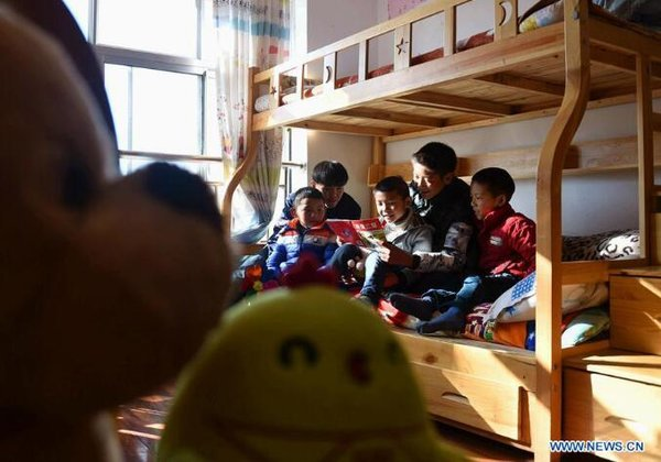 5,711 Orphans Adopted in SW China's Tibet