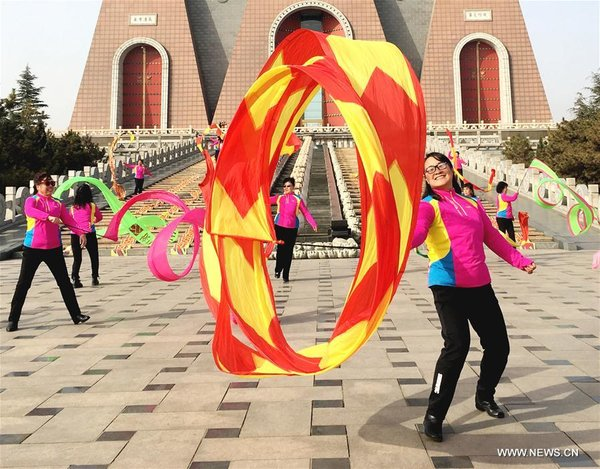 New Year Celebrations Across China