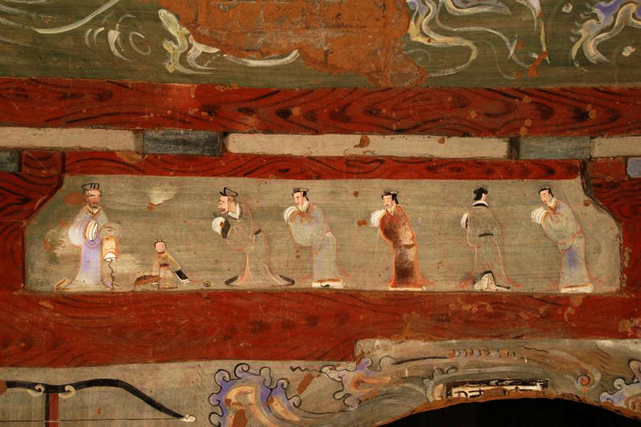 Painting Exhibition Opens Window into Han Culture