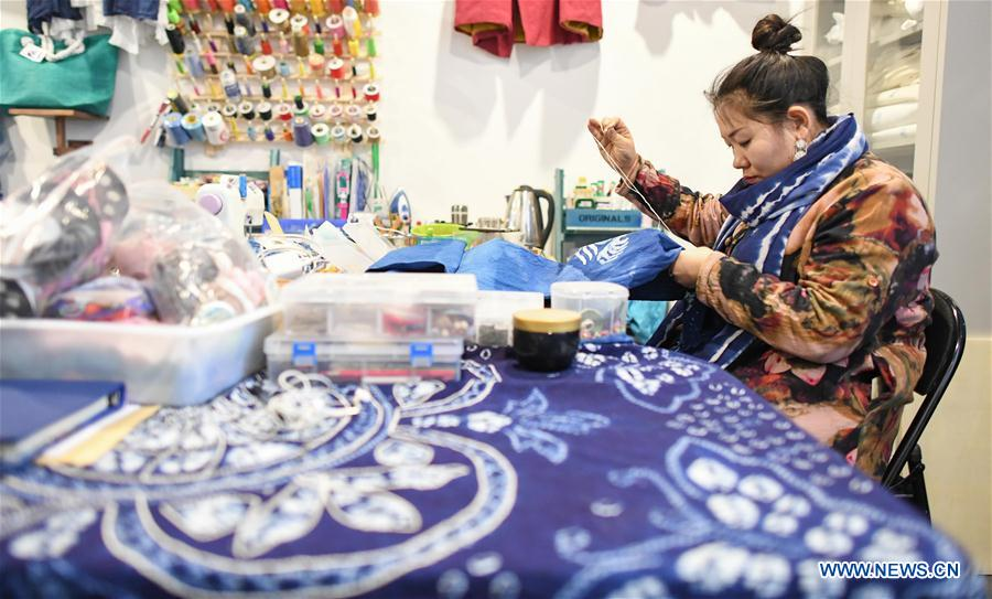 Maker Shop Opened to Protect Traditional Shaman Art