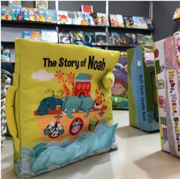 Eye-catching Books at Bologna Children's Book Fair