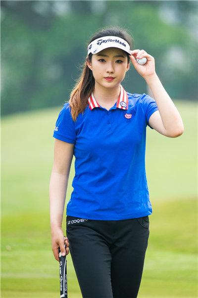 Women Golfers Score Big With Fashion Sense All China