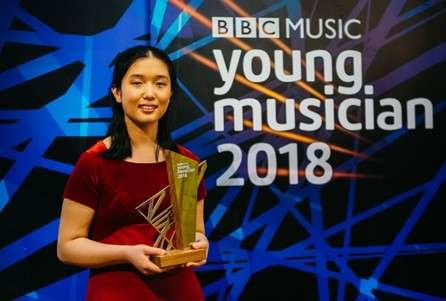 Teenage Pianist Named BBC Young Musician 2018