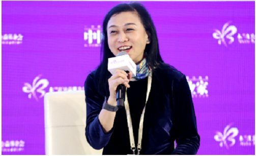 Hu Chao Listed among Most Influential Chinese Businesswomen