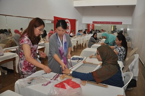 China-Tunisia Cultural Exchange Campaign Kicks Off in Tunisia