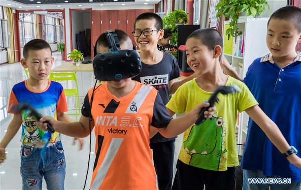 Community in Hohhot Organizes Free Activities for Children During Summer Vacation