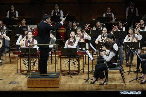 Campus Concerts Bring Traditional Chinese Music to US Audience