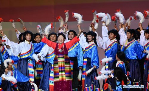 4th China Tibet Tourism, Culture Expo Held in Lhasa