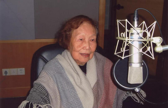 Famous Voice-over Artist Claims Top French Honor for Cultural Exchange