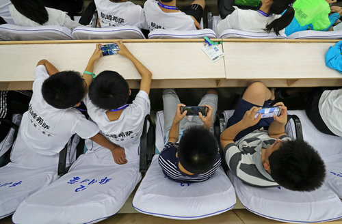 Time to Better Screen Kids' Screen Time: Study