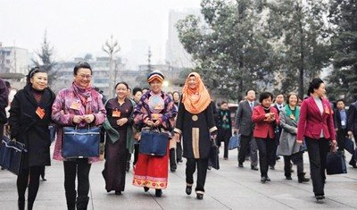 SW China Women's Federations Lead Women in Loyalty to CPC, Dedicate to Rights Protection