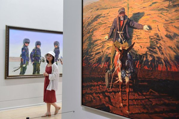 Chinese Educator Bridges Cultural Divides with Youth Art Exhibition in NYC
