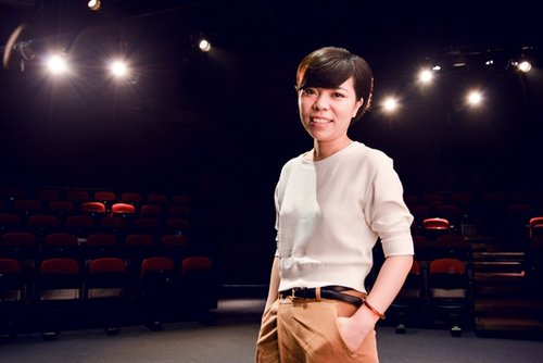 Musical Boss Devotes Herself to Bringing Theater .ics to China
