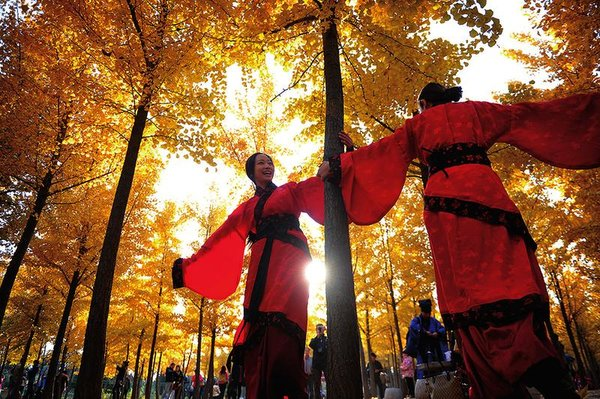 Historic Tourist Site Launches Autumn Activity Program in NW China