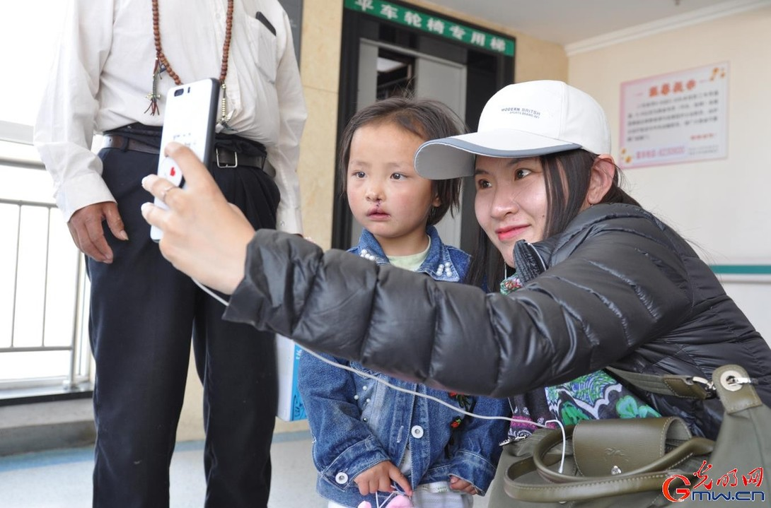 Charity Project Benefits 22 Children with Cleft Lip and Palate in NW China