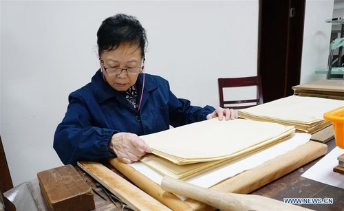 'Doctors' Revive Ancient Cultural Heritages in SW China's Chengdu