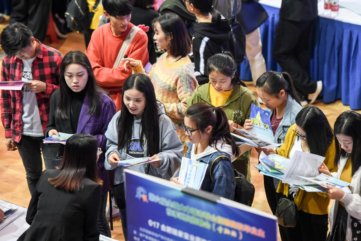 China Moves to Stabilize Employment