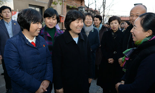 Shen Conveys Spirit of President Xi's Remarks, Inspects Women's Work in C China