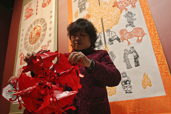 Manchu Traditions Showcased at Beijing Museum - All China