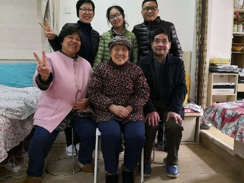 Family of 4 Generations Upholds Charitable Family Traditions in C China's Hunan Province