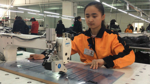 Clothing Industry Helps Relieve Poverty, Elevate Expectations in Xinjiang