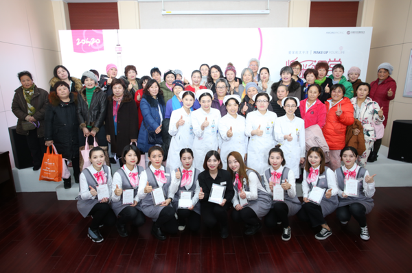 CWDF Co-organizes Confidence-boosting Event to Help Female Cancer Patients