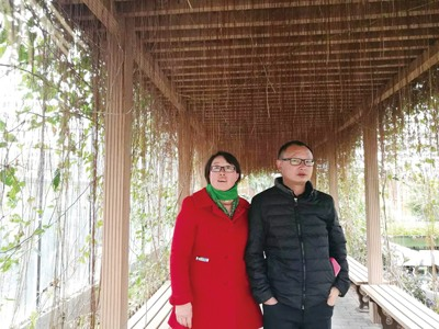 Entrepreneurial Couple Commits to Modern Agricultural Development