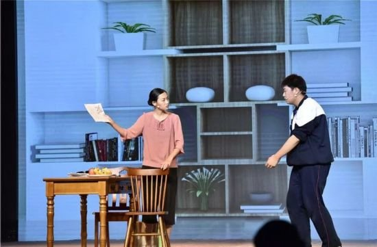 Drama Promotes Good Family Traditions to Parents, Children