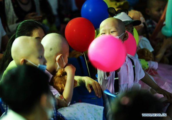 CHINA-BEIJING-CHILDREN-BLOOD DISEASE-CHILDREN'S DAY (CN)
