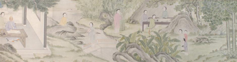 The Vision of Women in Ancient Chinese Art