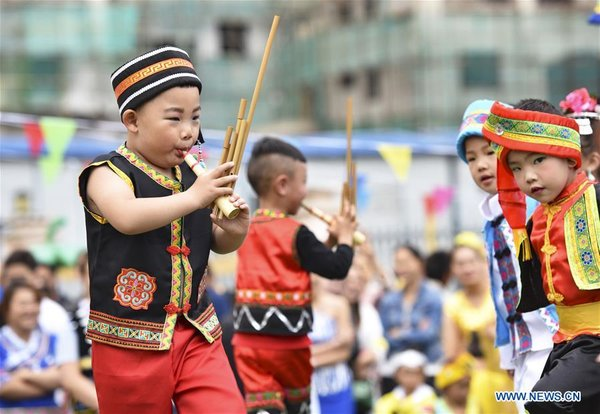 #CHINA-INTERNATIONAL CHILDREN'S DAY (CN)