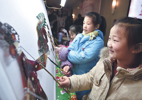 Young talent needed to inherit puppet craft