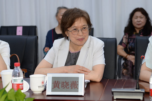 Shen Yueyue Emphasizes Women and Children's Health During Inspection Tour