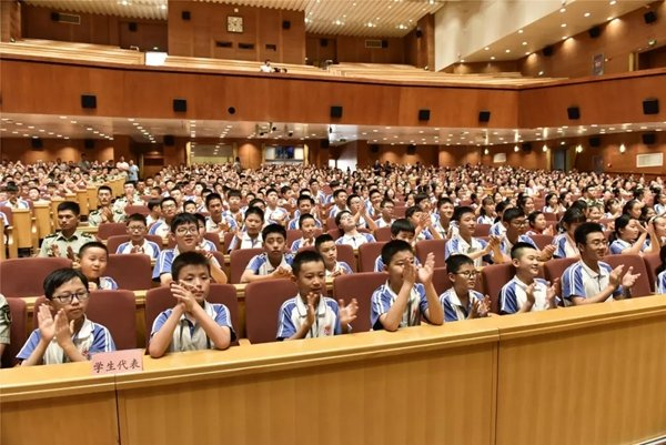 National Teenager Patriotic Educational Reading Campaign Kicks off in Beijing