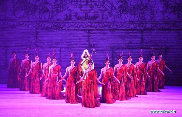 Artists Perform During Cultural Events in China's Inner Mongolia