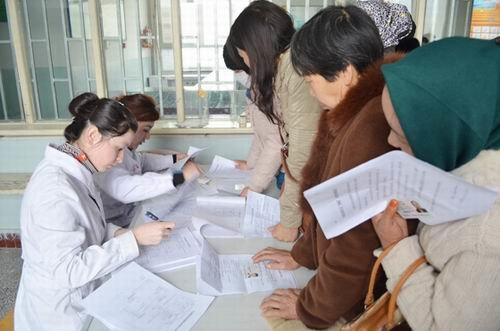 Qianjiang Government Purchases Cancer Insurances for Women Residents