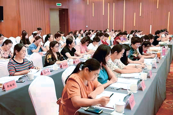 Helping Rural Women in Anhui Protect Land-Related Rights