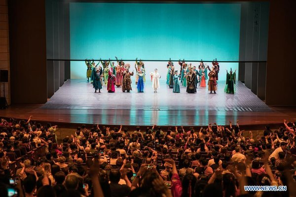 Theatrical Musical 'Lady Zhaojun' Staged in Bangkok, Thailand