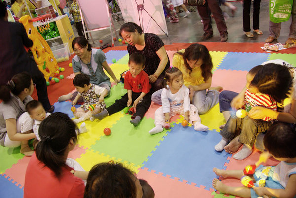 Standards Released for Building Child-Friendly Communities Across China