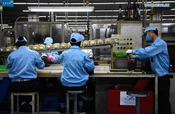 CHINA-JIANGXI-NANCHANG-NCP-PRODUCTION RESUMPTION (CN)