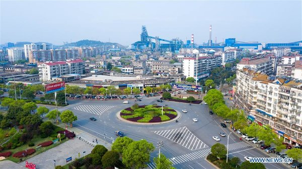 CHINA-HUBEI-EZHOU-LIFE-RESUMPTION (CN)