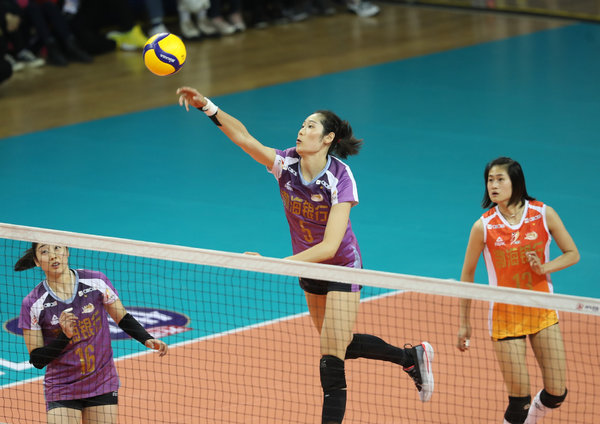 Spiker Zhu Ting: China's Youth Award Is an Honor