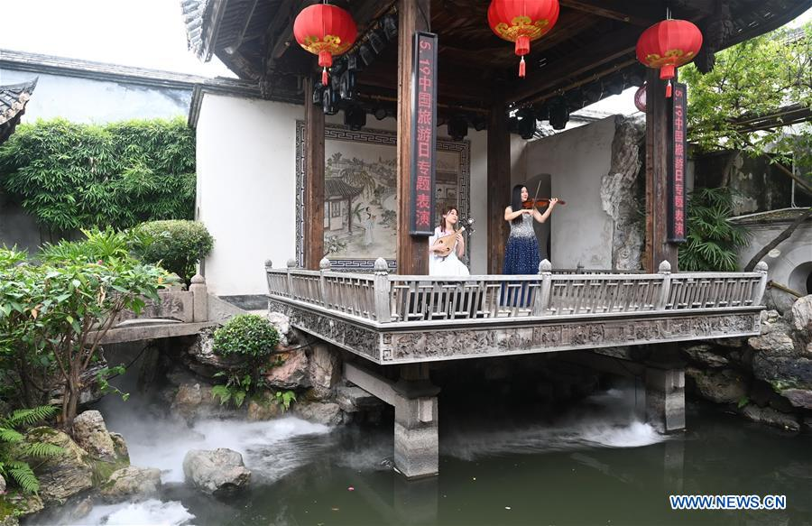 Livestreaming Enables People to Have Chance to Taste Fuzhou Culture