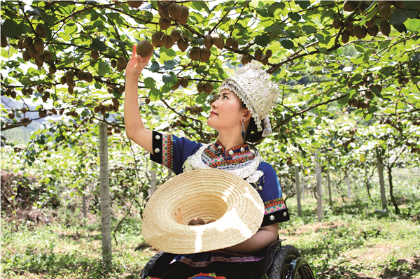 Miao Woman Strives for Better Life, Leads Villagers out of Poverty