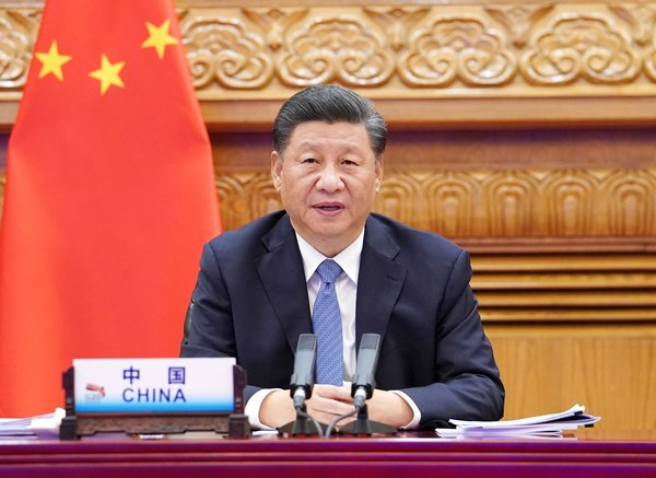 Xi Proposes Pandemic 'Firewall,' Free Trade for World Economic Recovery
